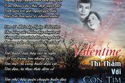 Thơ Tranh: Valentine Thì Thầm Với Con Tim